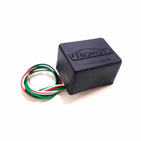 Interface de farol de neblina para botão original do veículo