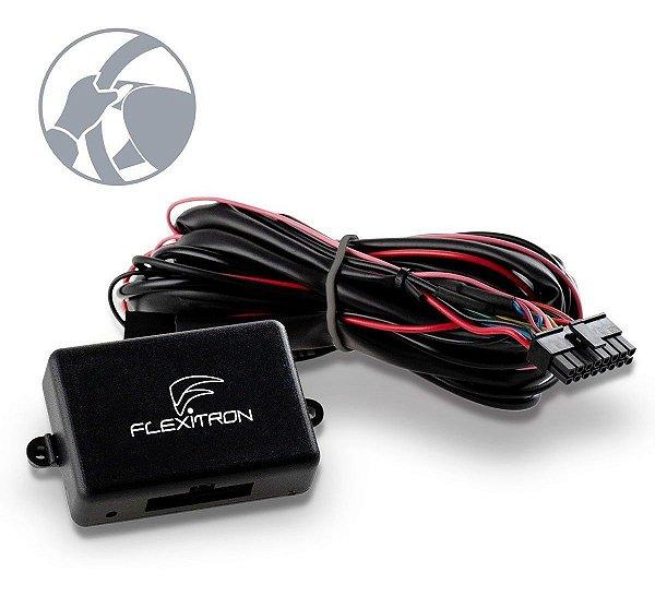 Interface Volante Flexitron rede resistiva entrad analógica