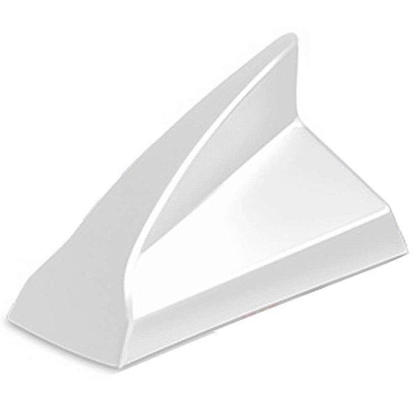 Antena de Teto Receptiva Tubarao Shark Branca