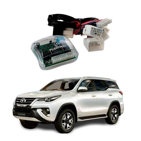 Módulo de Vidro Central Toyota Hilux SW4 SR e SRV Plug Play