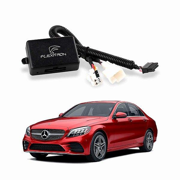 Módulo de Vidro Central Mercedes C180 2017 2018 Plug Play