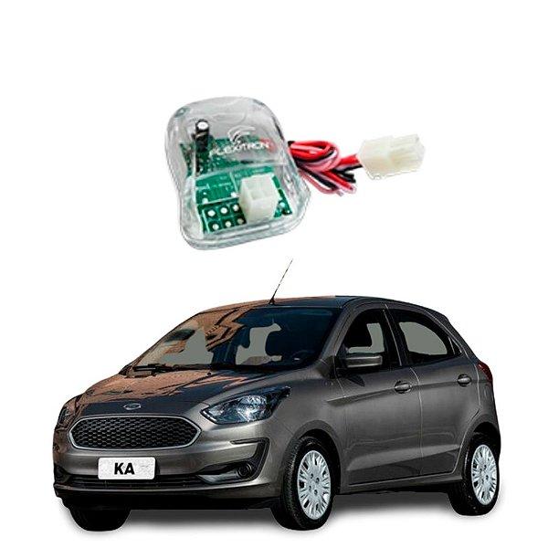 Módulo de Vidro Central Ford Ka Se Plus 2020 2021 Plug Play - SAFE FD-KA 4.1