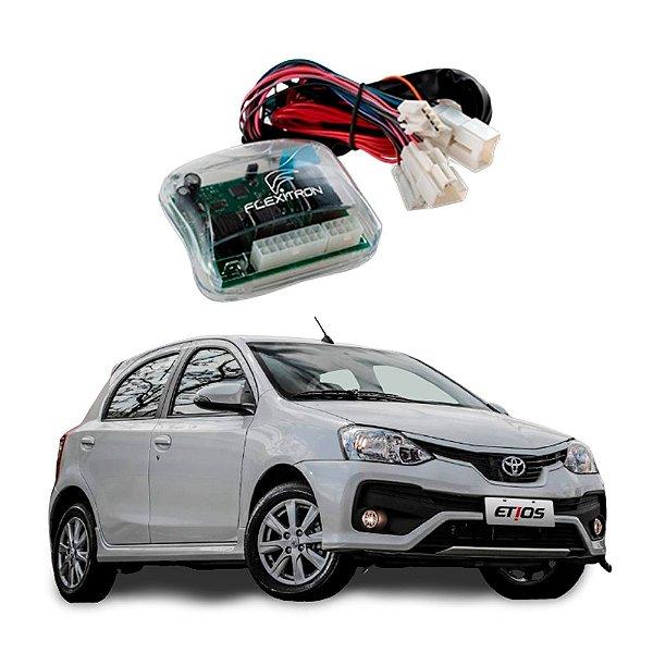 Módulo de Vidro Central Toyota Etios 2015 a 2021 Plug Play