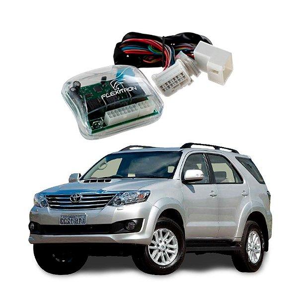 Módulo de Vidro Central Toyota Hilux e Sw4 2008 a 2015 Plug Play