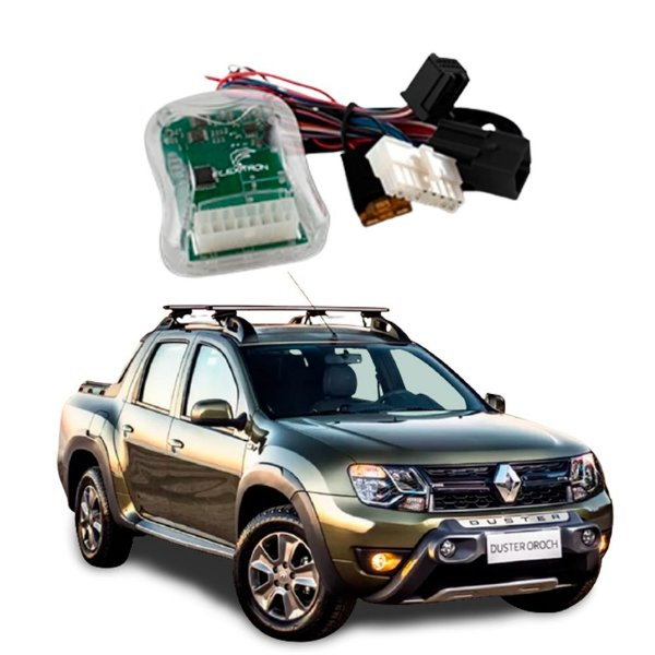 Tilt Down Renault Duster Oroch 2016 2017 2018 2019 2020 Plug Play