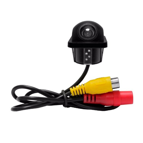 Mini Camera de Ré Automotiva Modelo Tartaruga