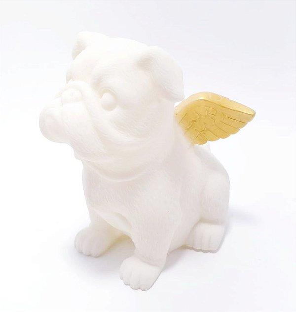 Luminária De Plástico - Temático Dog Com Asas