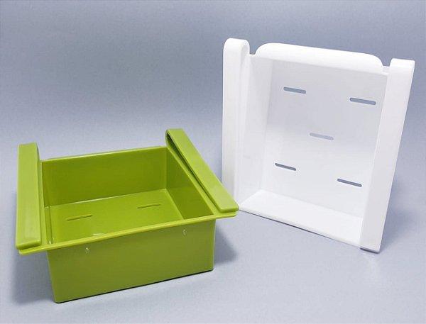 Cesto Organizador Multiuso De Plástico - Colorido