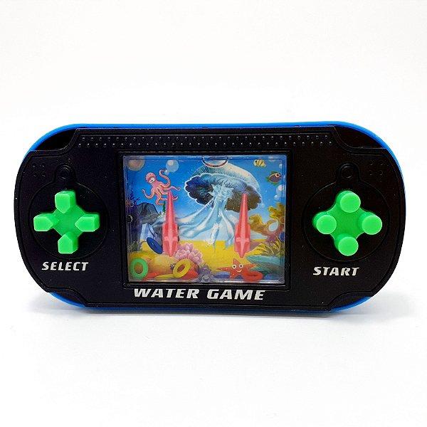 Mini Game De Água - Temático Controle Preto