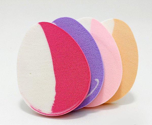 Embalagem Com 4 Esponjas Para Maquiagem - Gota