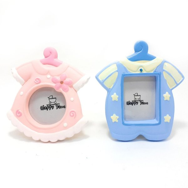 Porta Retrato De Porcelana Para Mesa - Temático Bebê
