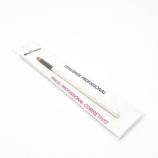 Pincel De Maquiagem Para Corretivo Linha Profissional - Bello Charme