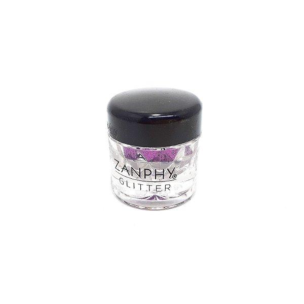 Glitter Multicolorido Para Os Olhos Com 1,5g - Roxo 08G - Zanphy