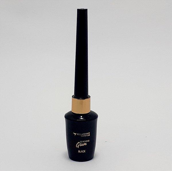 Delineador Líquido Glam Black - Bella Femme