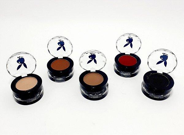 2 Sombras Matte Colorido - Playboy
