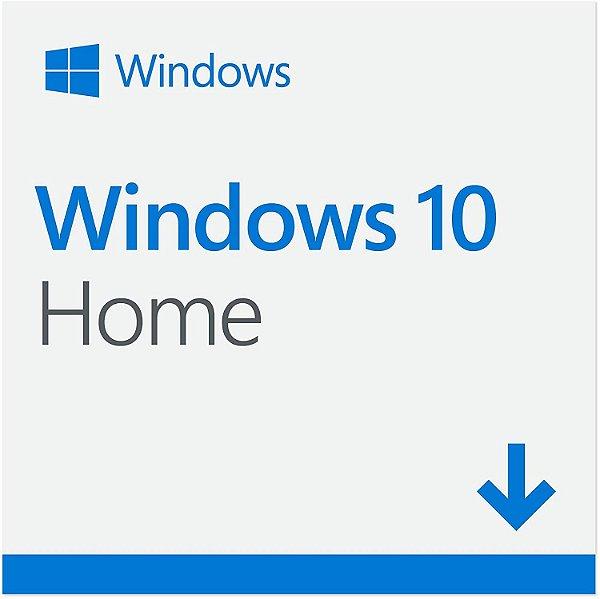 Microsoft Windows 10 Home – 32 / 64 Bits – ESD