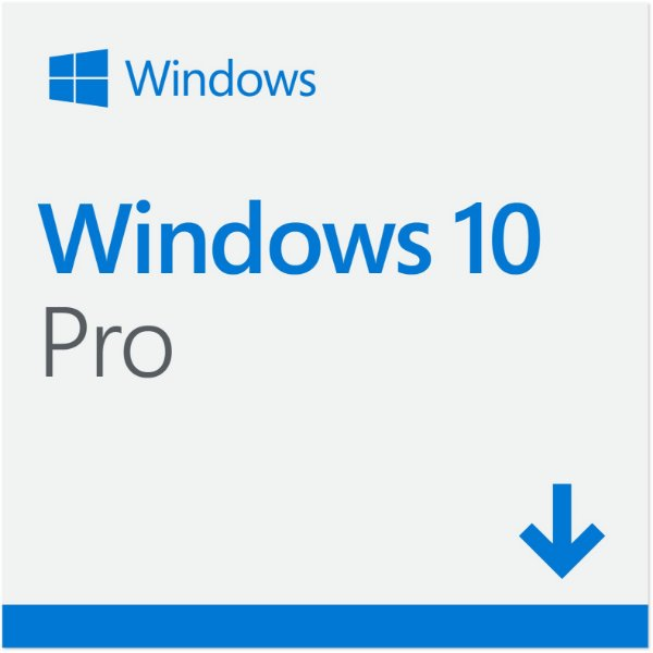 Microsoft Windows 10 Pro – 32 / 64 Bits – ESD