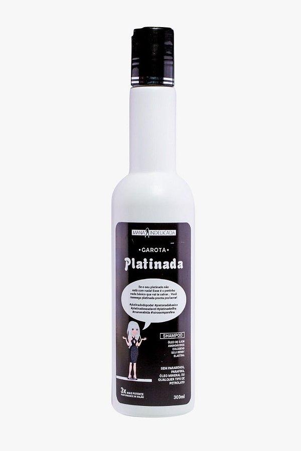 Shampoo Matizador Garota Platinada