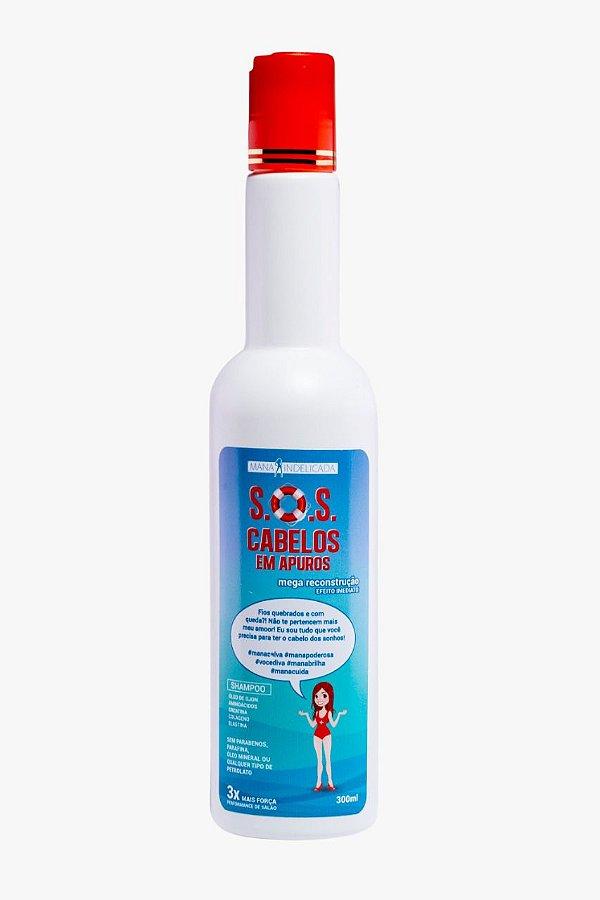 Shampoo S.O.S. Cabelos Em Apuros