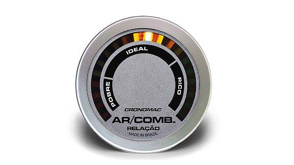 HALLMETER 52MM COMUM RACING CRONOMAC