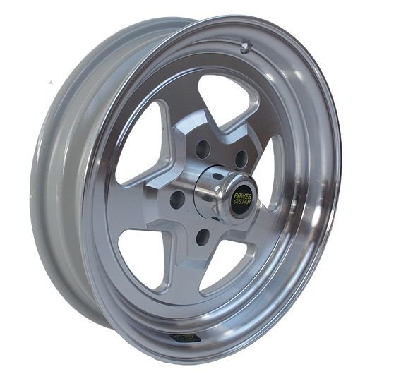 RODA POWER STAR TALA 15X3,5 F4X100 DIAMANTADA(AG002D-4) AG