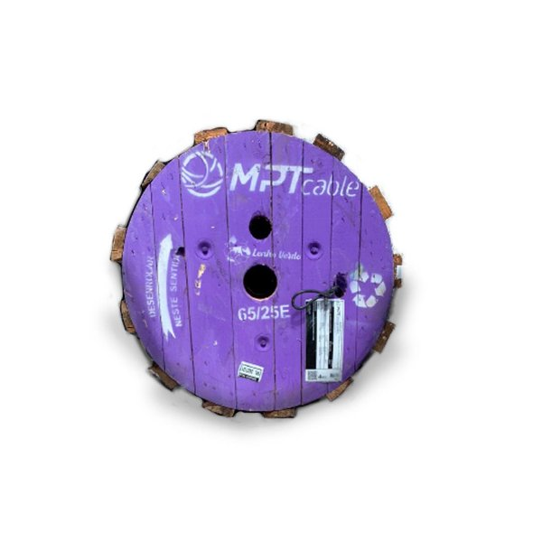 CABO FTP 4 PARES CAT 5E CM INT/EXT PRETO - MPT001 (Imagens ilustrativas)