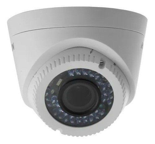 CAMERA DOME 1080P IR 40MTS - 2.8-12MM - DS-2CE56D0T-VFIR3F/CKD (Imagens ilustrativas)