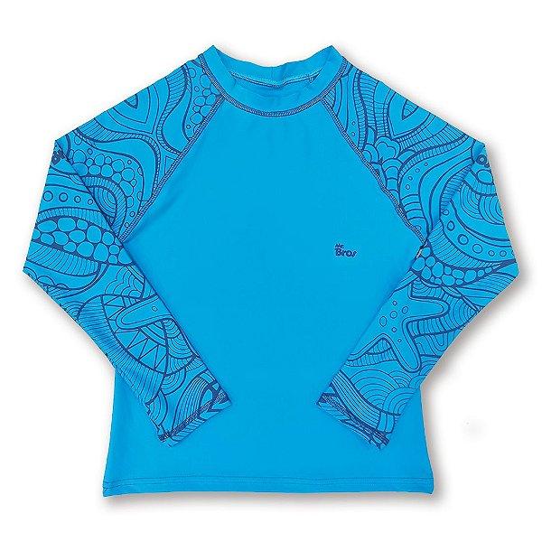 Ref:UV415B Camiseta juvenil Proteção UV 50+