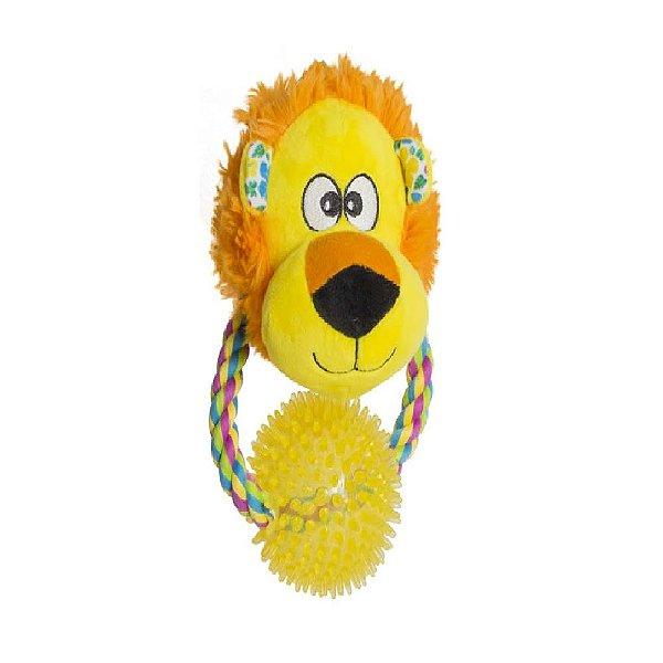 Leão argola