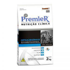 Ração Premier Nutrição Clínica para Cães Hipoalergênico