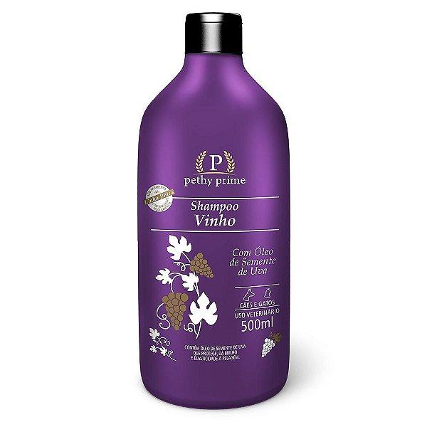 Shampoo Vinho