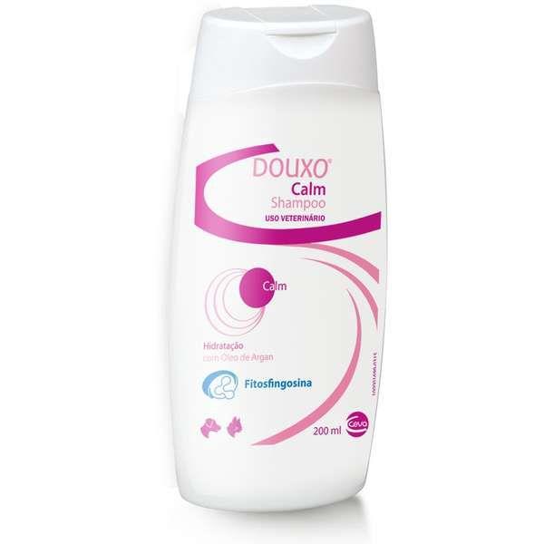 Shampoo Ceva Douxo Calm Hidratação com Óleo de Argan