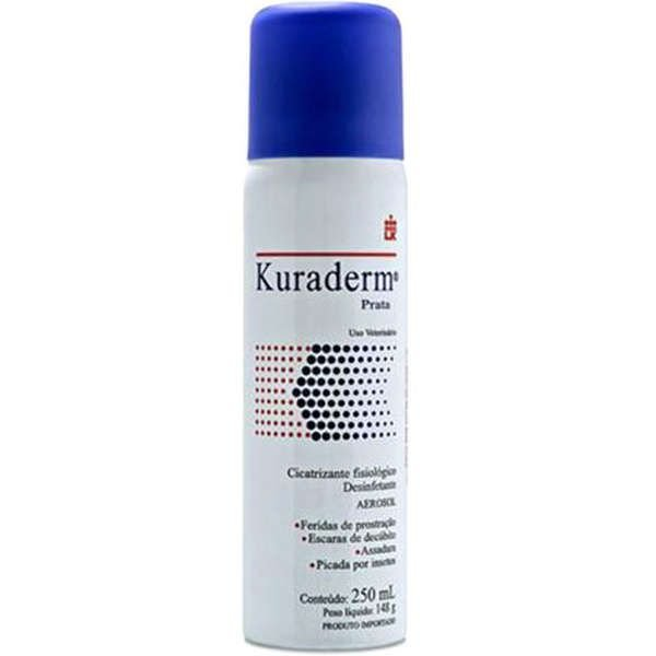 Cicatrizante em Spray König Kuraderm 100ml
