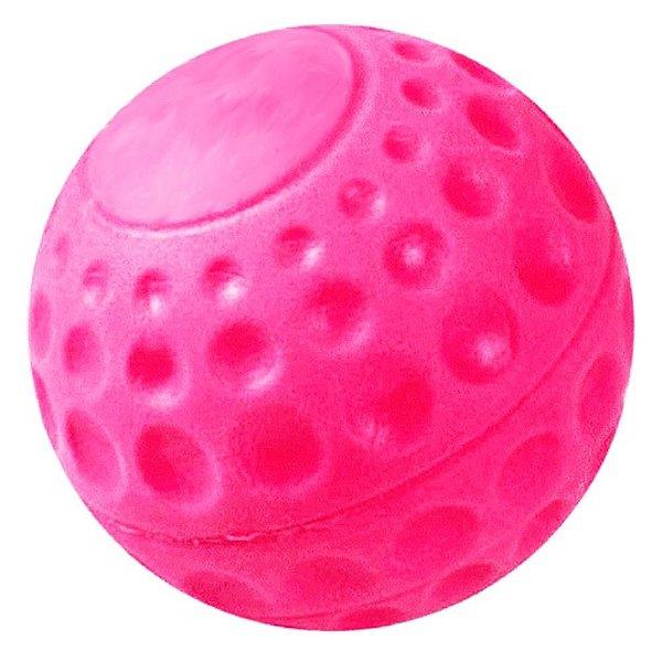 Brinquedo Rogz Bola Asteroidz Rosa
