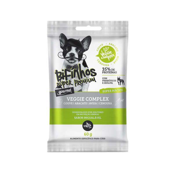 Bifinhos  Super Premium com Veggie Complex