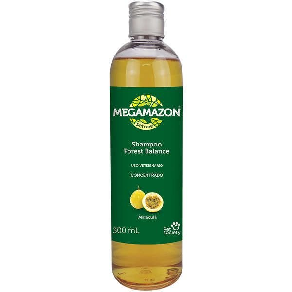 Shampoo Megamazon Forest Balance Maracujá 500ml