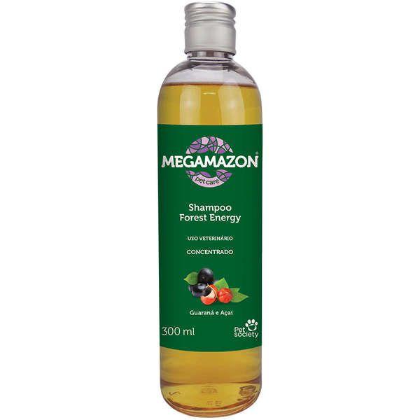 Shampoo Megamazon Forest Energy Guaraná e Açaí 500ml
