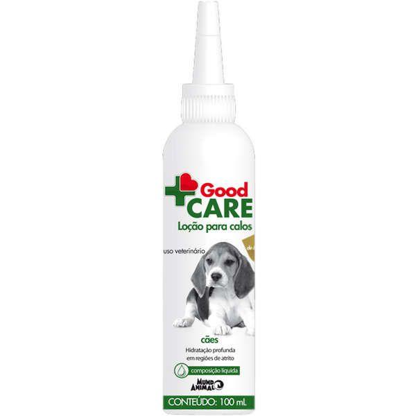 Loção para Calos Mundo Animal Good Care para Cães 100ml