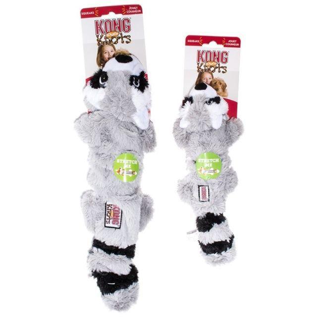 Brinquedo Pelúcia Kong Guaixinim Scrunch Knots