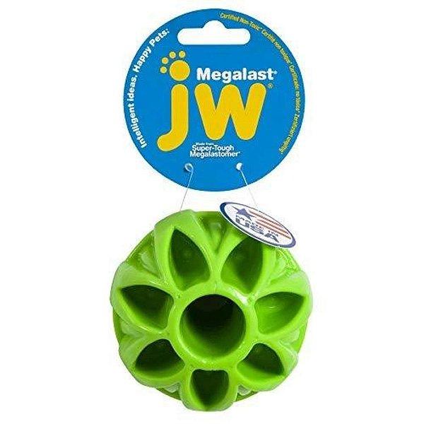 Bola Recheável Jw Megalast Ball Cores Sortidas