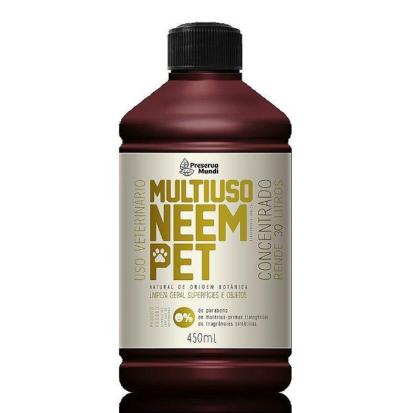 Multiuso Neem - Preserva Mundi 450ml /Rende até 30 litros