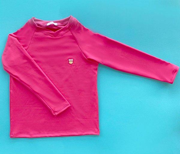 Blusa Proteção Rosa Pink