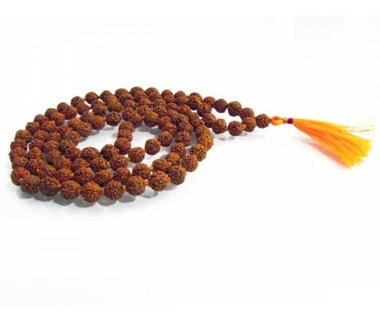 Japamala Semente de Rudraksha 108 Contas