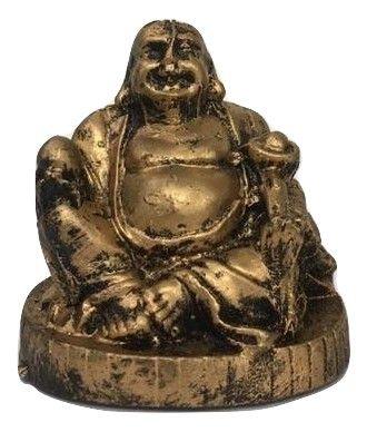 Buda Chinês Hotei Resina