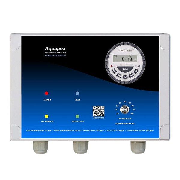 Ionizador para Piscinas 505 Mil litros - 505 M³