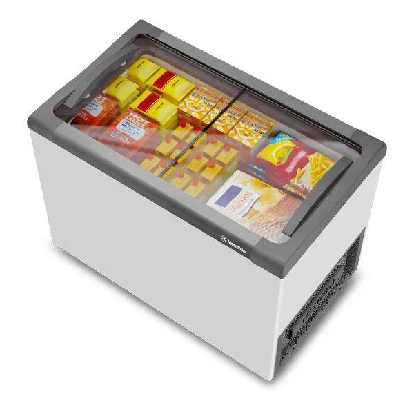 Freezer para Sorvetes e Congelados NF 30 Supra 230 Litros Metalfrio