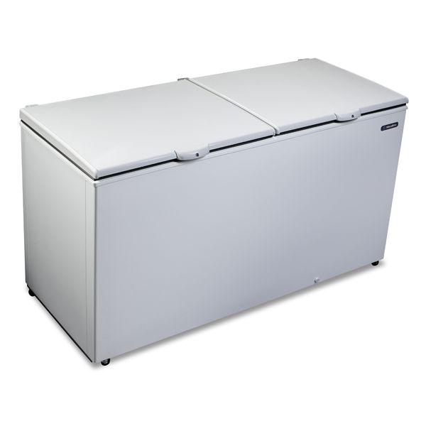 Freezer e Refrigerador Horizontal Dupla Ação DA550 2 tampas 546 Litros