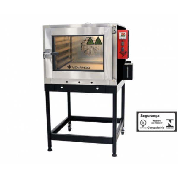 Forno Turbo Gás 5 Twister 5 td FVT5D
