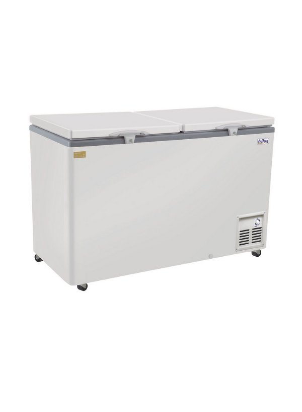 Freezer conservador horizontal tampa cega 474 lts rf 103 +5 a +22