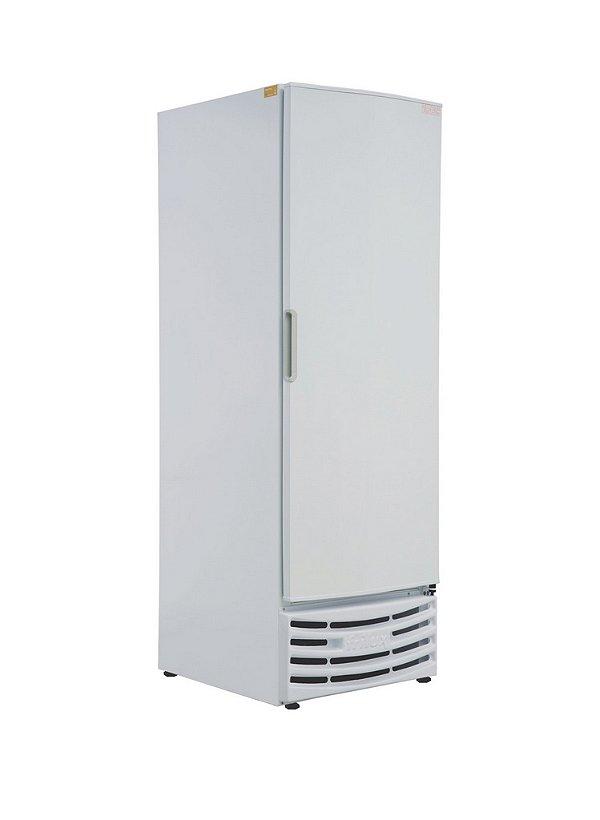 Freezer conservador vertical porta cega 560 lts RF 011 +5 a -15